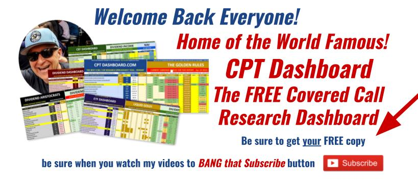 CPT Dashboard main web site image